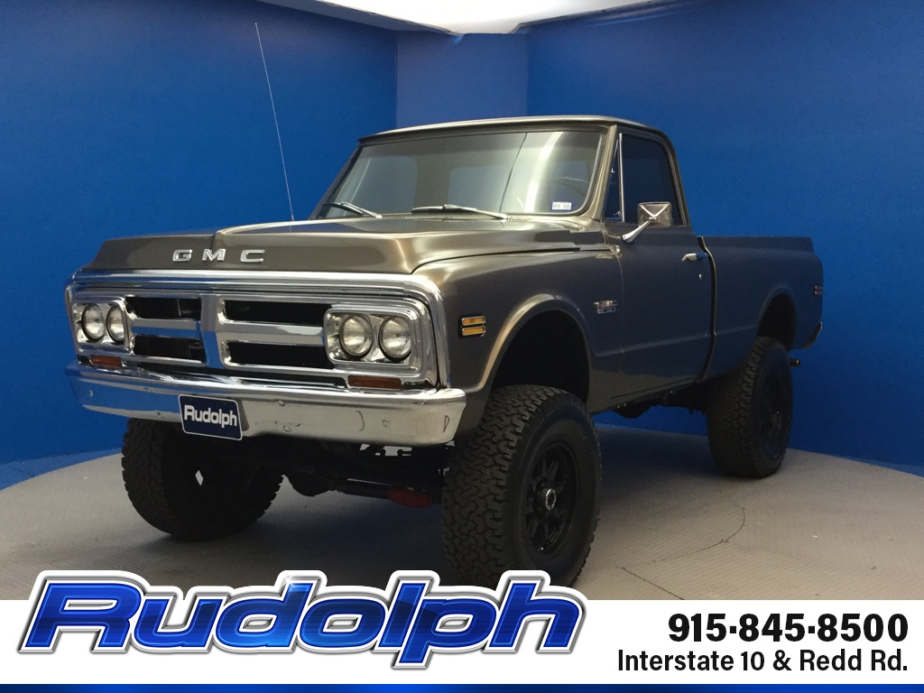 Pre-Owned 1972 GMC C/K 1500
