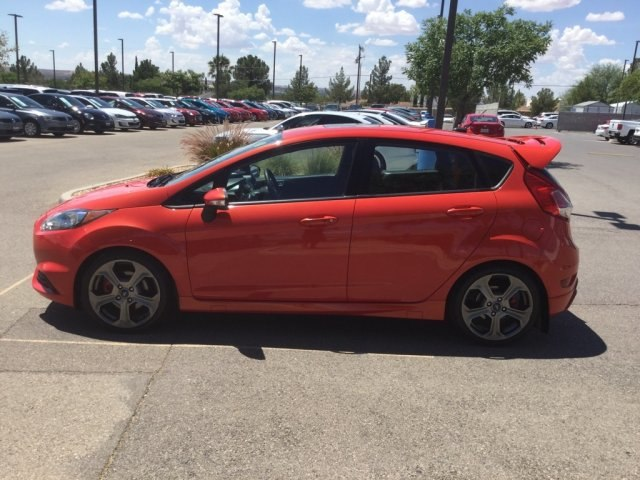 Pre Owned 2014 Ford Fiesta St Hatchback In El Paso H181116a