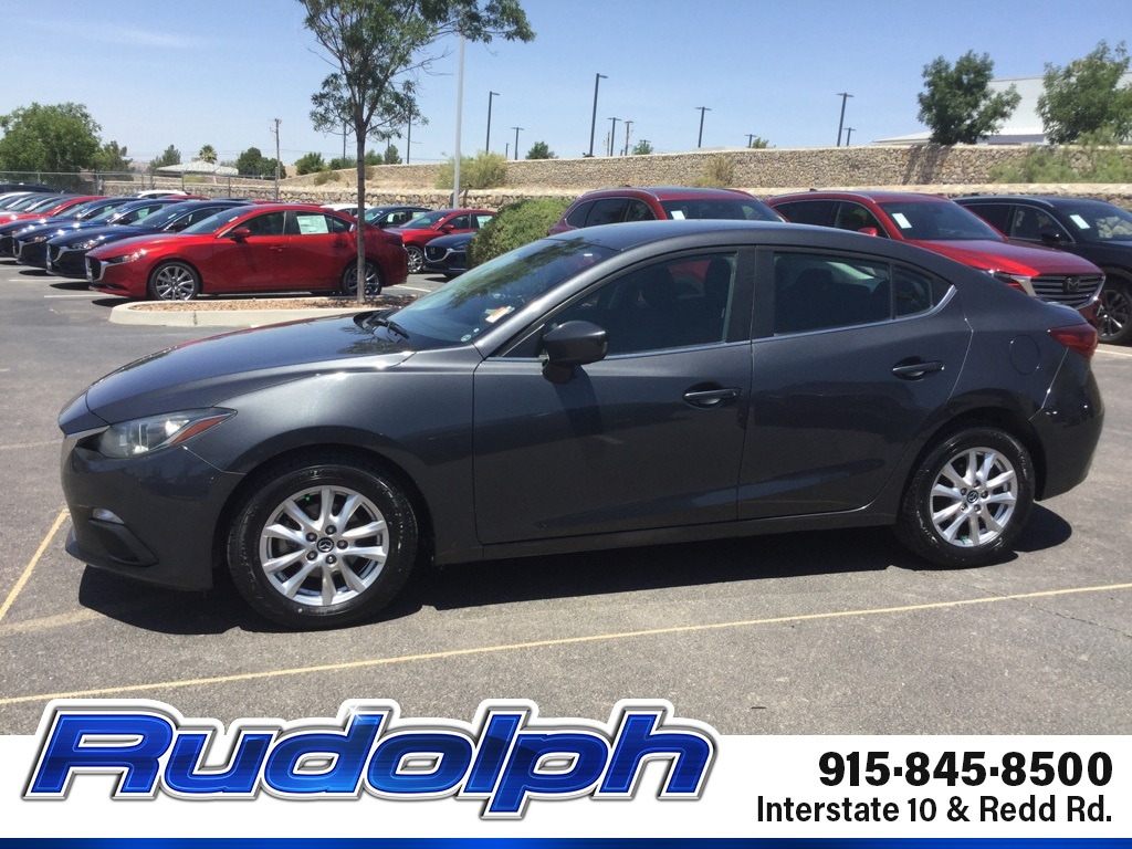 Pre-Owned 2016 Mazda3 i Sport VALUE SELECT