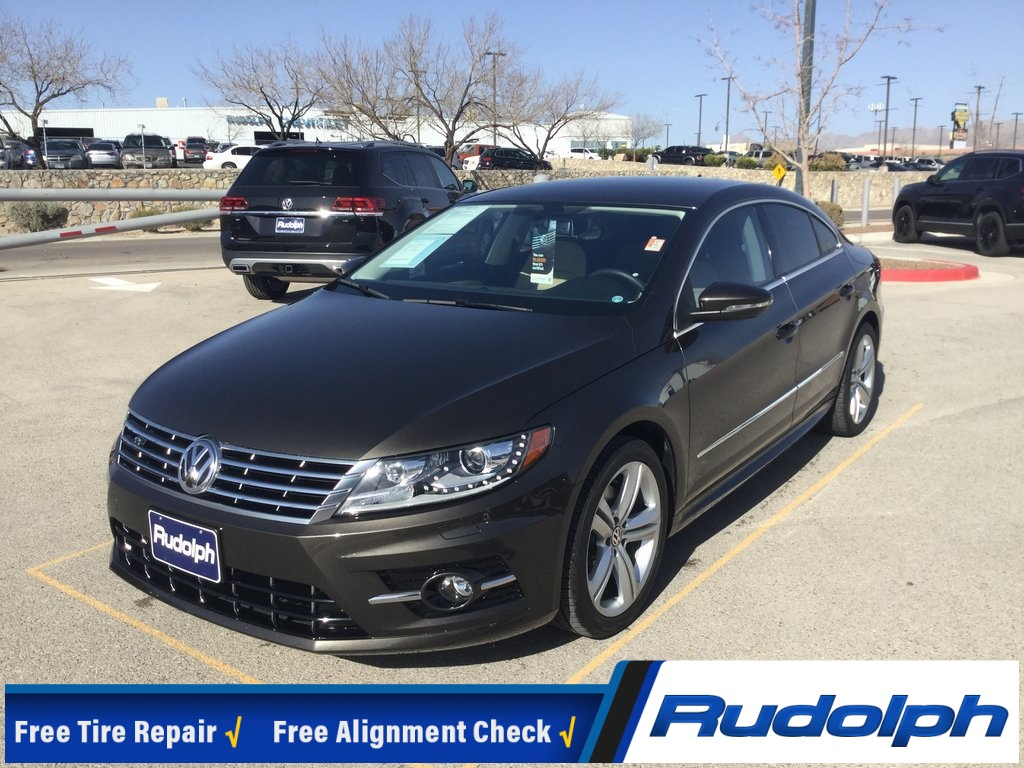 Pre Owned 2016 Volkswagen Cc 2 0t R Line