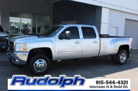 Pre-Owned 2011 Chevrolet Silverado 3500HD LTZ