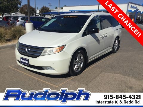 Pre-Owned 2012 Honda Odyssey Touring