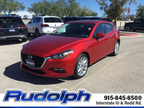 Pre-Owned 2017 Mazda3 Touring 2.5