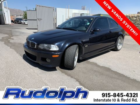 Pre-Owned 2001 BMW M3 Base